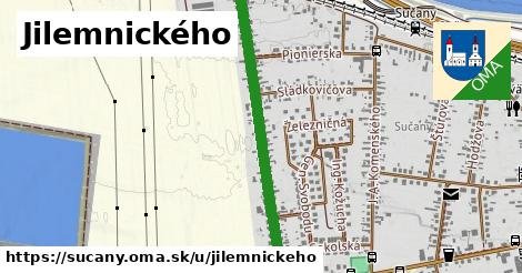 ilustrácia k Jilemnického, Sučany - 0,90km