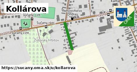 ilustrácia k Kollárova, Sučany - 154m