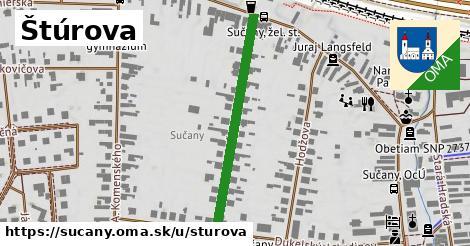 ilustrácia k Štúrova, Sučany - 346m