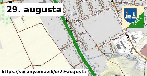ilustrácia k 29. augusta, Sučany - 1,00km