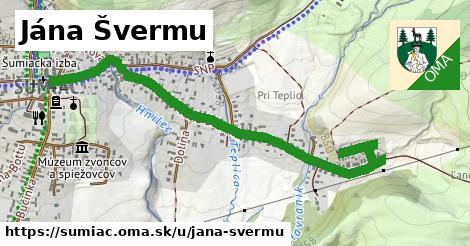 ilustrácia k Jána Švermu, Šumiac - 0,96km
