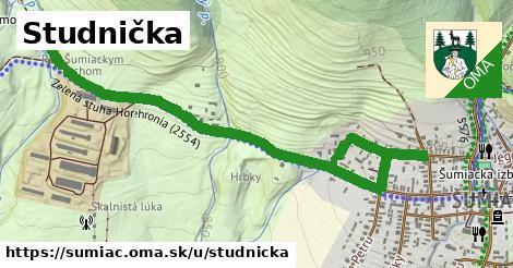 ilustrácia k Studnička, Šumiac - 467m