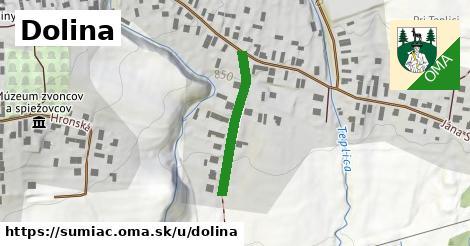 ilustrácia k Dolina, Šumiac - 231m