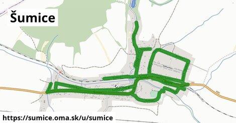 ilustrácia k Šumice, Šumice - 7,4km