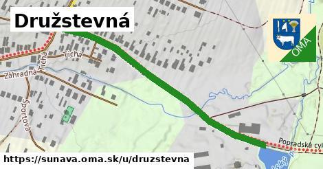 ilustrácia k Družstevná, Šuňava - 553m