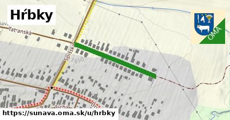 ilustrácia k Hrbky, Šuňava - 279m