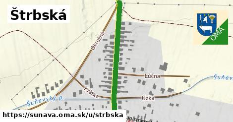 ilustrácia k Štrbská, Šuňava - 384m