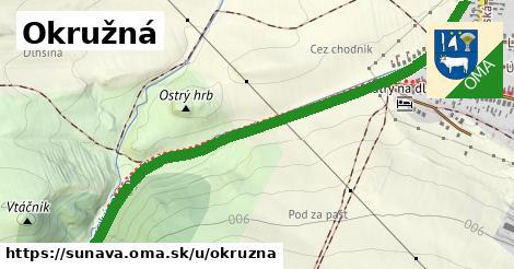 ilustrácia k Okružná, Šuňava - 1,83km
