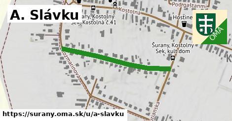 ilustrácia k A. Slávku, Šurany - 361m