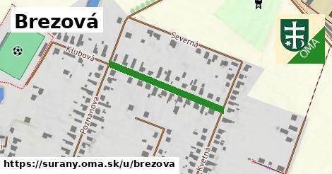 ilustrácia k Brezová, Šurany - 278m