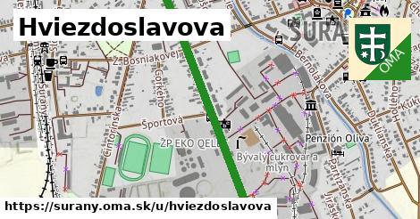 ilustračný obrázok k Hviezdoslavova, Šurany