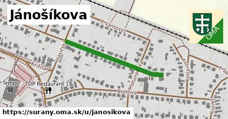 ilustrácia k Jánošíkova, Šurany - 340m