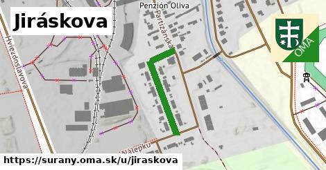 ilustrácia k Jiráskova, Šurany - 237m