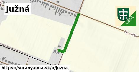 ilustrácia k Južná, Šurany - 261m