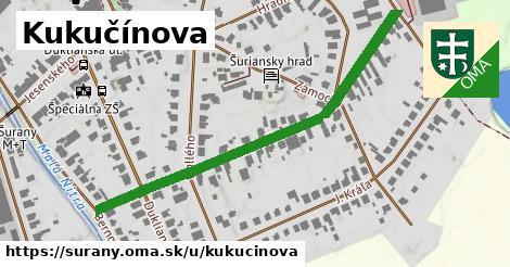ilustrácia k Kukučínova, Šurany - 552m