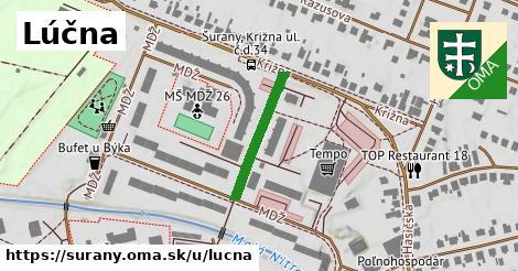 ilustrácia k Lúčna, Šurany - 197m
