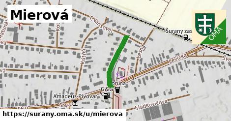 ilustrácia k Mierova, Šurany - 178m