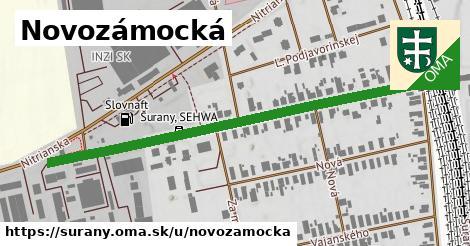 ilustrácia k Novozámocká, Šurany - 614m