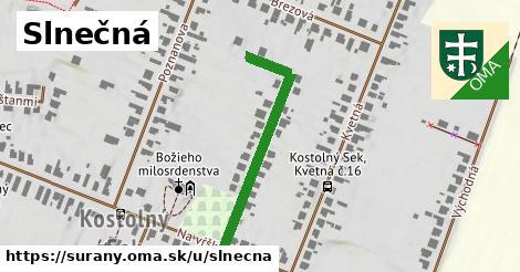 ilustrácia k Slnečná, Šurany - 342m