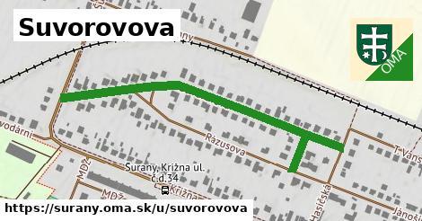 ilustrácia k Suvorovova, Šurany - 594m