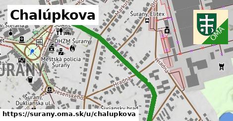 Chalúpkova, Šurany