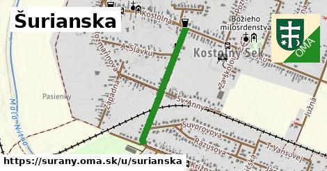 ilustrácia k Šurianska, Šurany - 569m