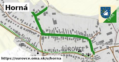 ilustrácia k Horná, Šúrovce - 0,77km