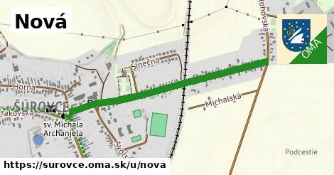 ilustrácia k Nová, Šúrovce - 0,94km