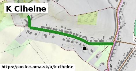 ilustrácia k K Cihelne, Sušice - 519m