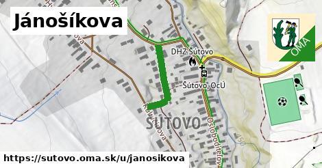 ilustrácia k Jánošíkova, Šútovo - 173m