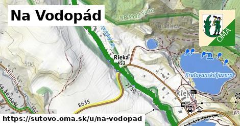 ilustrácia k Na vodopád, Šútovo - 606m