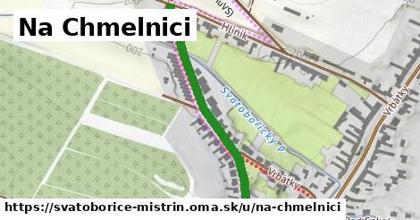 ilustrácia k Na Chmelnici, Svatobořice-Mistřín - 402m