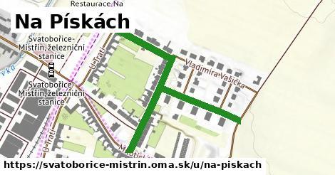 ilustrácia k Na Pískách, Svatobořice-Mistřín - 571m
