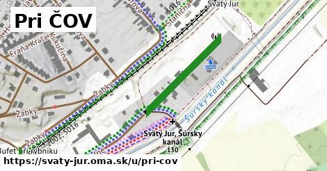 ilustrácia k Pri ČOV, Svätý Jur - 603m