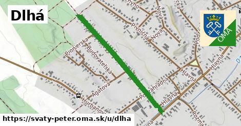 ilustrácia k Dlhá, Svätý Peter - 0,81km