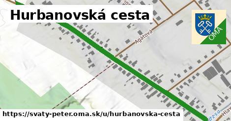ilustrácia k Hurbanovská cesta, Svätý Peter - 0,78km