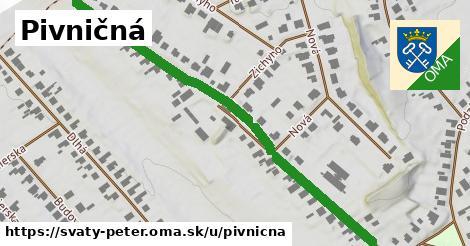 ilustrácia k Pivničná, Svätý Peter - 0,75km