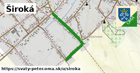 ilustrácia k Široká, Svätý Peter - 0,86km