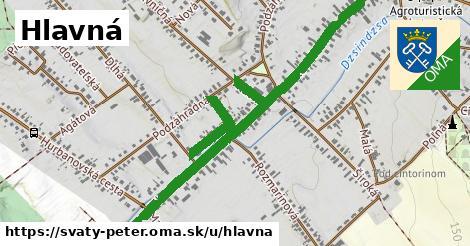 ilustrácia k Hlavná, Svätý Peter - 1,52km
