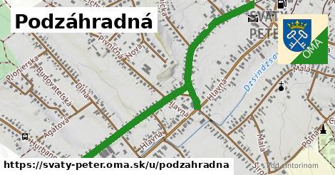 ilustrácia k Podzáhradná, Svätý Peter - 1,28km