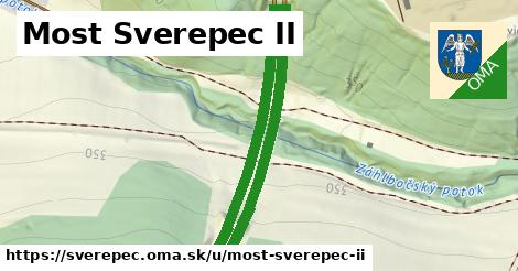 ilustrácia k Most Sverepec II, Sverepec - 605m