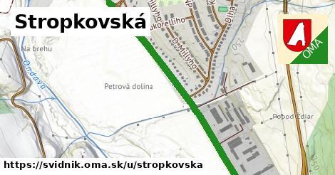 ilustrácia k Stropkovská, Svidník - 3,0km