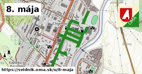 ilustrácia k 8. mája, Svidník - 1,64km