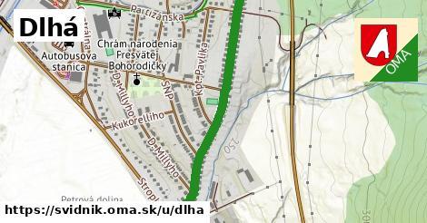ilustrácia k Dlhá, Svidník - 0,86km