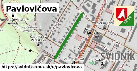 ilustrácia k Pavlovičova, Svidník - 291m