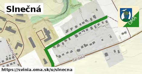 ilustrácia k Slnečná, Svinia - 458m