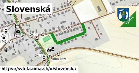 ilustrácia k Slovenská, Svinia - 266m