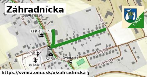 ilustrácia k Záhradnícka, Svinia - 393m