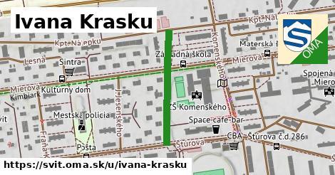 ilustrácia k Ivana Krasku, Svit - 255m