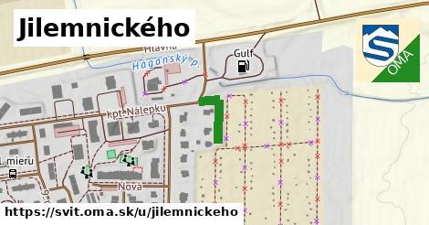 ilustrácia k Jilemnického, Svit - 1,20km